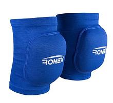 Наколінник волейбольний Ronex, синій, розмір M, RX-075BM