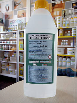 Затверджувач TELALIT 0590