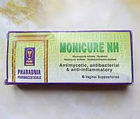 Свечи от молочницы Monicure NH №6 Египет