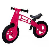 Дитячий велобіг від Cross Bike від Kinder Way, двоколісний беговел для активного відпочинку дитини, каталка
