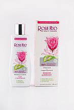 Бальзам для волосся поживний і зволожуючий  Rose Rio 180 мл.