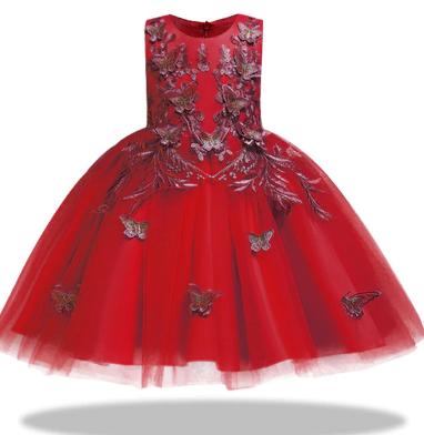 Не звичайне Ошатне червоне платьеNo ordinary fancy red dress