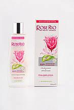 Гель для душа увлажняющий и освежающий  Rose Rio 200 мл