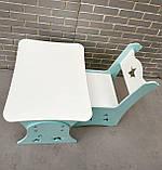 """Стіл і стілець дитячий """"Зірки"""", фото 3"""