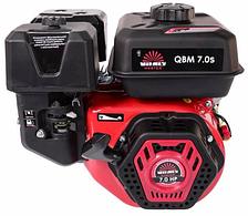Бензиновый двигатель Vitals Master QBM 7.0s (шлиц, 7 л.с, 25 мм )