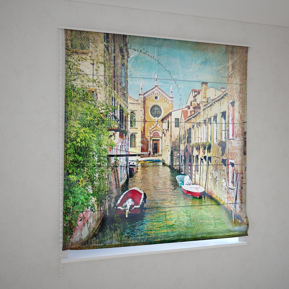 Римские шторы Венеция