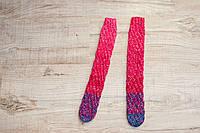 Носки женские, вязанные