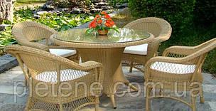 Изысканная мебель для летнего кафе и ресторана из Изы