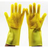 Перчатки для мытья Super Gloves №21 в пакете, фото 3