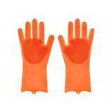 Перчатки для мытья Super Gloves №21 в пакете, фото 4