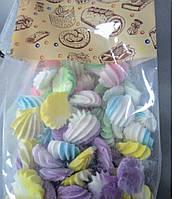 Кондитерский декор Добрик безе Воздушные ракушки 300 грамм (200666)
