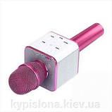 Bluetooth мікрофон для караоке Q7 Блютуз мікро + ЧОХОЛ, фото 5