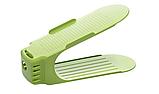 Двойные подставки для обуви 4 в 1 Double Shoe Racks LY-500 / Органайзеры для обуви - Комплект 4 шт / для 4 пар, фото 5