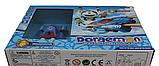 Антигравітаційна супер машинка летаюшая по стінах Doraemon 3499 / Левитирующая машинка, фото 6