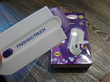 Эпилятор для лица и тела с датчиком прикосновения Yes Finishing Touch   Бритва / Женский триммер, фото 9