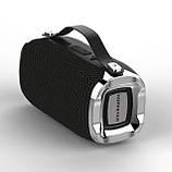 Портативная Мощная стерео беспроводная блютуз колонка HOPESTAR H36 Оригинал, FM, SD, Bluetooth, USB, AUX, фото 4