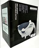 Багатофункціональна овочерізка-миска обертається WET BASKET / Кухонні терка для овочів та фруктів, фото 7