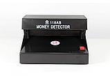 Детектор Валют 118 AB УФ Лампа для Грошей MONEY від батарейок, фото 3