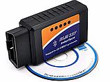 Автосканер ELM327 WiFi діагностичний адаптер для автомобіля IOS iphone Android OBD2 1.5 V версія OBDII, фото 6