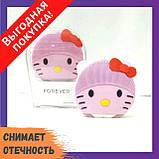 Щетка для очищения лица Kitty Mini2 / Электронная щеточка для чистки кожи, фото 2