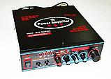 Усилитель звука AMP AV 316 BT / 308, фото 3