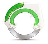 Универсальный круглый нож Bolo для дома / Кухонный нож для пиццы / Для нарезки салатов, фото 3