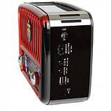 Портативный радиоприемник GOLON RX-455S Solar на солнечной батареи / Радио / Портативная колонка, фото 5