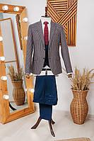 Мужской костюм тройка А 339