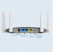 Роутер з 4-я антенами і 2-я портами швидкістю до 300 Mbps LB-LINK BL-WR450H, фото 7