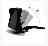 Автомонитор LCD 4.3'' для двух камер 043   монитор автомобильный для камеры заднего вида, дисплей, фото 7