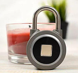 Розумний замок APP LOCK відкриття дверей по відбитку пальця, фото 3