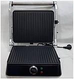 Электрический гриль DSP KB1001 / Электрогриль-барбекю 1400 Вт / Бутербродница, фото 7