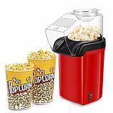 Домашняя Попкорница MINIJOY Snack Maker ST451 / Аппарат для приготовления попкорна Rrelia, фото 2