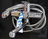 Змішувач для ванни ZEGOR (TROYA) FOB7-A134, фото 4