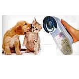 Машинка для стрижки собак и котов, Сборник шерсти для собак SHED PAL, фото 3
