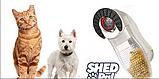 Машинка для стрижки собак и котов, Сборник шерсти для собак SHED PAL, фото 8