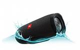 Портативная Bluetooth колонка JBL Charge 3 колонка с USB,SD,FM / Блютуз / ДЖБЛ с повер банком - ЧЕРНАЯ, фото 4