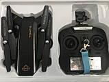 Складной квадрокоптер профессиональный Phantom D5H с WiFi камерой, фото 9