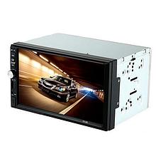 Сенсорная автомагнитола мультимедия с Bluetooth 7012 B, 2 DIN с пультом управления