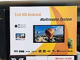 Автомагнітола 2 DIN 8701 Android Краща ціна!, фото 3