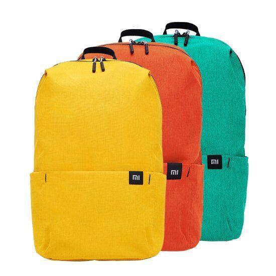 Рюкзак Xiaomi Mi Colorful Small Backpack   AG470010 РІЗНІ КОЛЬОРИ