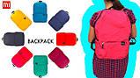 Рюкзак Xiaomi Mi Colorful Small Backpack   AG470010 РІЗНІ КОЛЬОРИ, фото 8