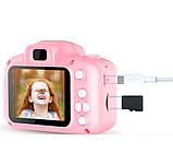 Дитячий фотоапарат GM14, фото 3