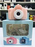 Дитячий фотоапарат GM14, фото 7