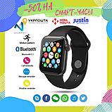 Смарт Годинник Smart Watch W58,Розумні Фітнес Годинники, Спортивні Годинник КРАЩА ЦІНА, фото 2