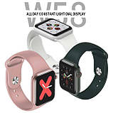 Смарт Годинник Smart Watch W58,Розумні Фітнес Годинники, Спортивні Годинник КРАЩА ЦІНА, фото 5