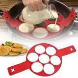 Силіконова форма для оладок, млинців, яєць Flippin' fantastic формочки, фото 4