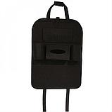 Органайзер для спинки сиденья автомобиля Vehicle mounted storage bag, фото 2