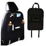 Органайзер для спинки сиденья автомобиля Vehicle mounted storage bag, фото 4