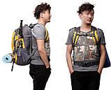 Рюкзак Туристичний Maishiwei 45, фото 10